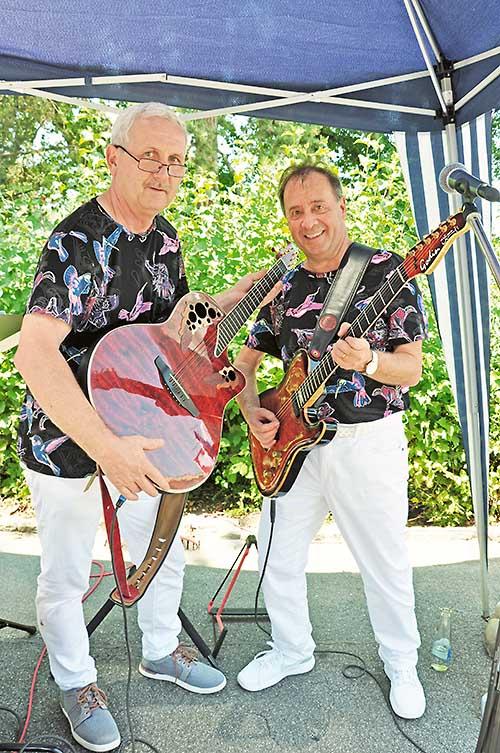 Peter&Peter – Ihr Musikduo mit Pfiff!